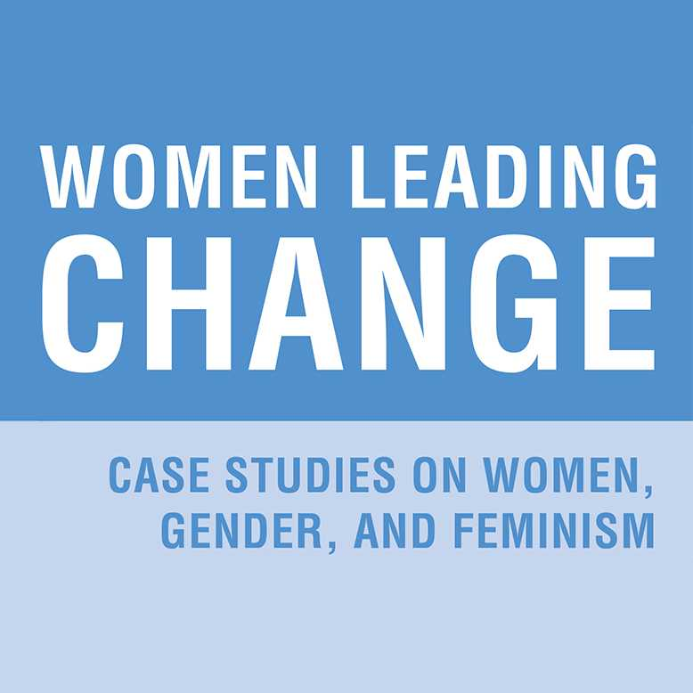 Journal Cover Image: Women Leading Change